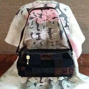 EUC Fall colors! Fossil shoulder bag
